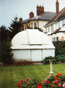 David's home observatory