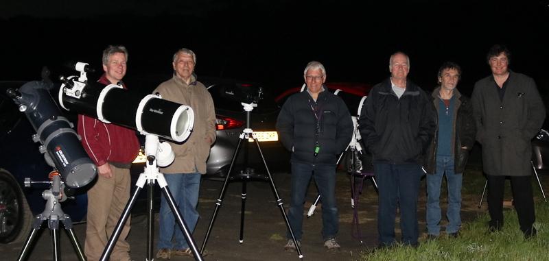Bobbington Observation Session 8th May 2018