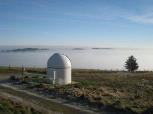 Spaceguard Centre dome
