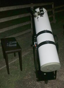 "10"" Orion Optics Dobsonian (F/4.8 250mm mirror)"