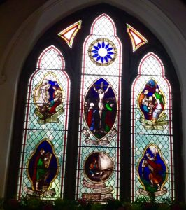 Window in St Michael's Church