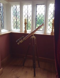 Telescope in Carr House