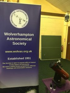 Society scope and banner