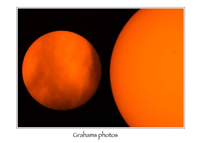 Graham Dale's photo of the transit