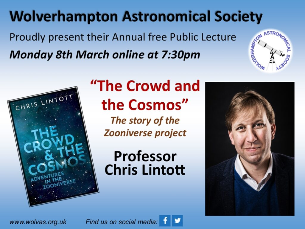 Chris Lintott - The Crowd and the Cosmos