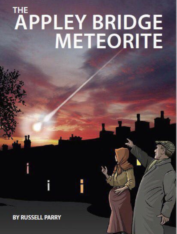 Russel Parry - The Appley Bridge Meteorite