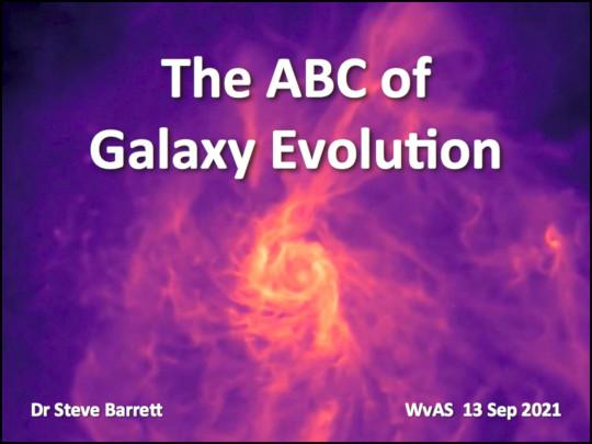 Steve Barrett - The ABC of Galaxy Evolution