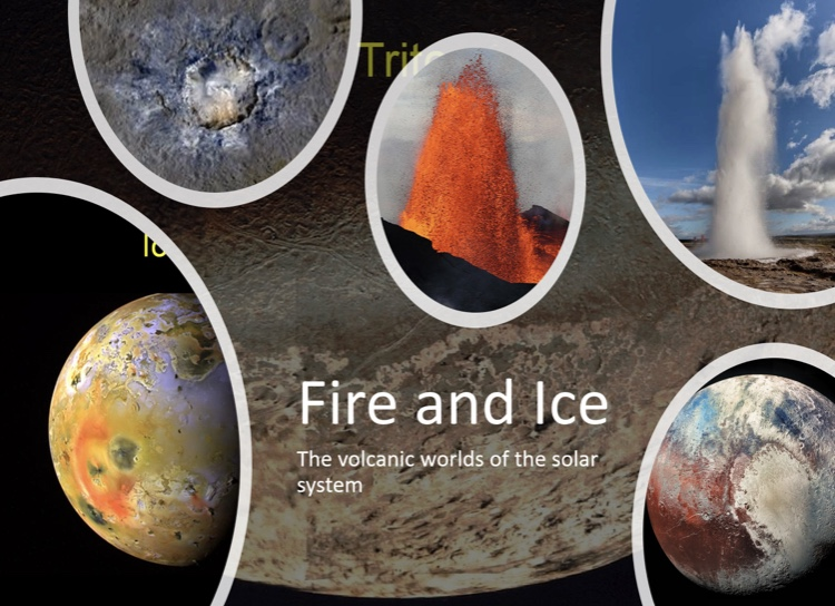Paul Fellows - Fire and Ice
